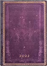 Paperblanks 12 Month Planners 2022 Concord   Day-at-a-Time   Midi (130 × 180 mm)
