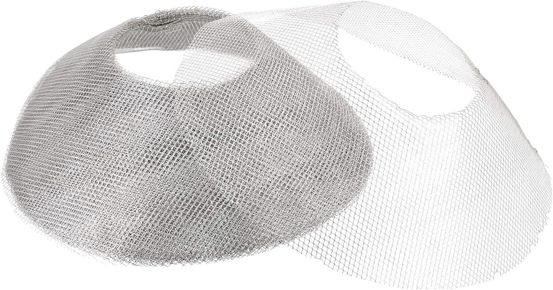 YARDWE 10PCS Range Hood Filter Iron Mesh Round Grease Filter Ran