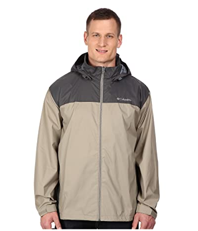Columbia Big Tall Glennaker Laketm Jacket (Tusk/Grill) Men