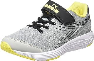 Diadora Unisex LYFD~175606-C3408 Running Shoe, Mehrfarbig, 4 UK