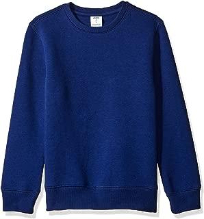 Boys' Big Crew Neck Sweatshirt