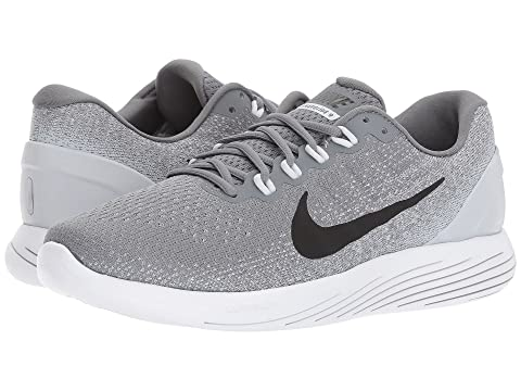 5a403761b11 nike lunarglide 2 black and white blue color