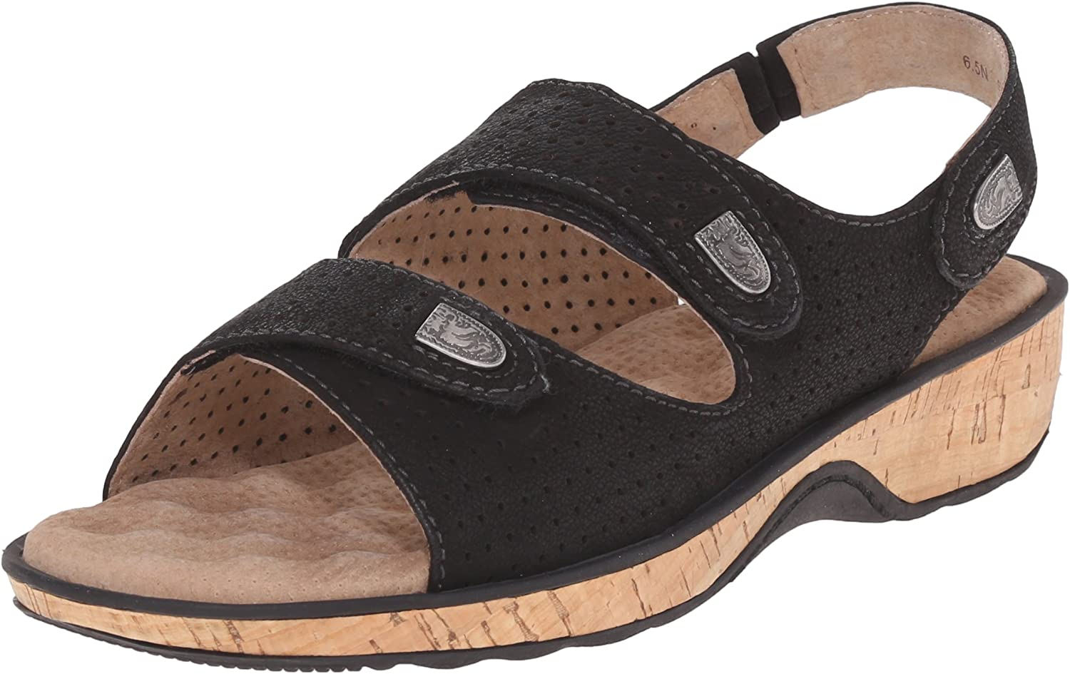 SoftWalk Women's Bolivia Wedge Sandal