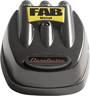 danelectro fab tone distortion pedal