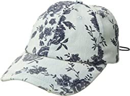 BCBGeneration - Corset Floral Baseball Hat