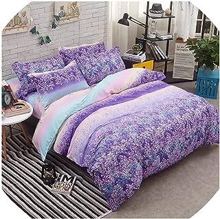 Bedspreads King Twin Bedding Set for Girl Kid Teen Cactus Duvet Quilt Comforter Cover Pillowcase Sheet Bed Linen 4Pcs,20,Twin 4Pcs,King,23