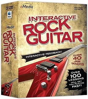 Best eMedia Interactive Rock Guitar - Power Chords, Guitar Riffs, Rhythm Guitar, and Lead Guitar Review