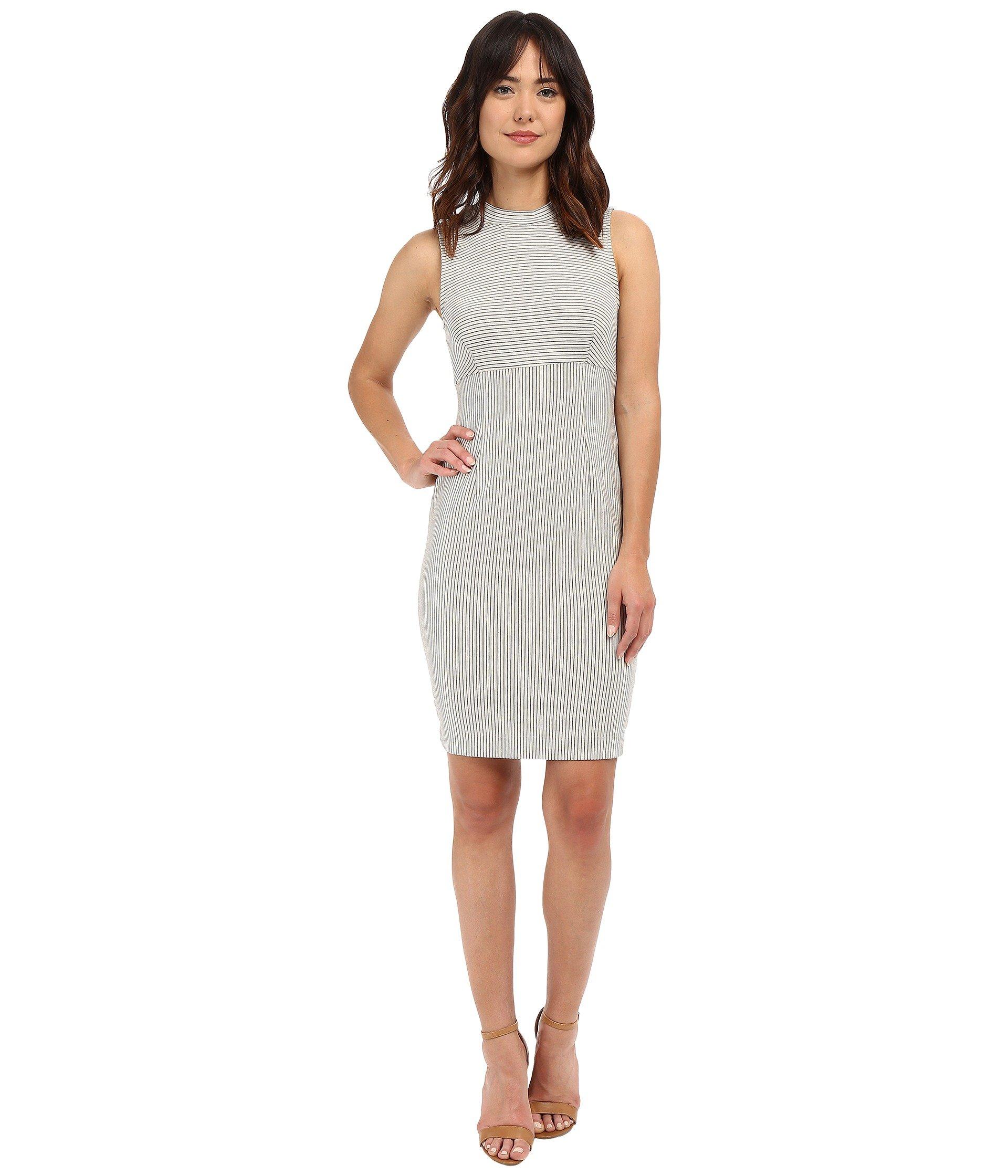 Kristin Mock Neck Dress