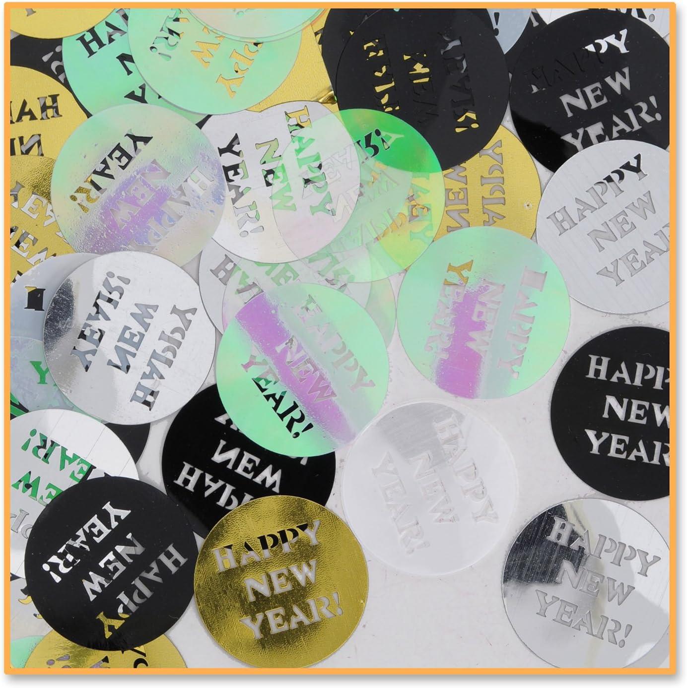 Ny's Celebration Confetti (Pack of 96)