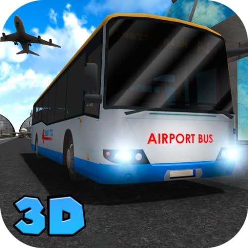 City Airport Bus Simulator 3D