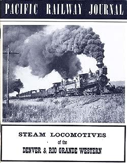 Steam locomotives of the Denver & Rio Grande Western (Pacific Railway Journal)