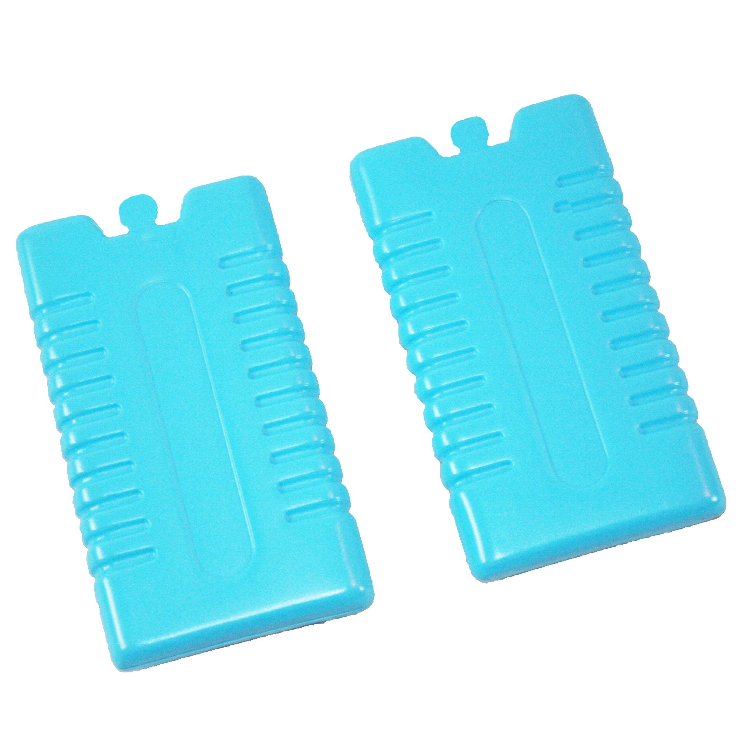 Packs de hielo (2 unidades, 250 g), color azul: Amazon.es: Jardín