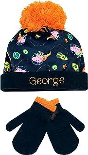 peppa pig hat set