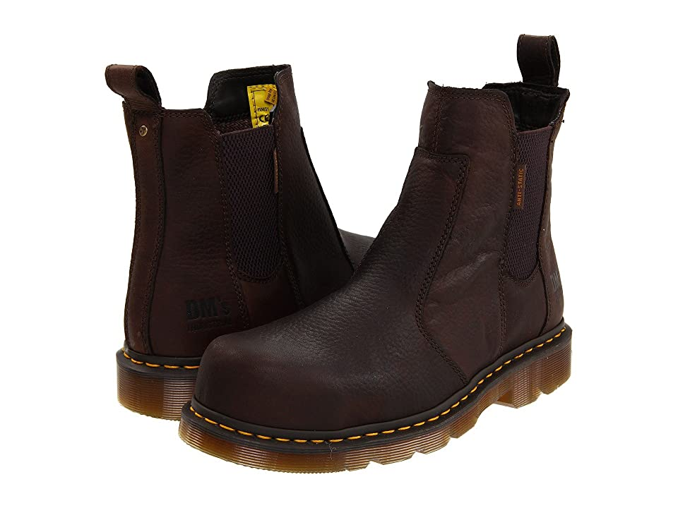 Dr. Martens Fusion ST (Bark Industrial Bear) Boots