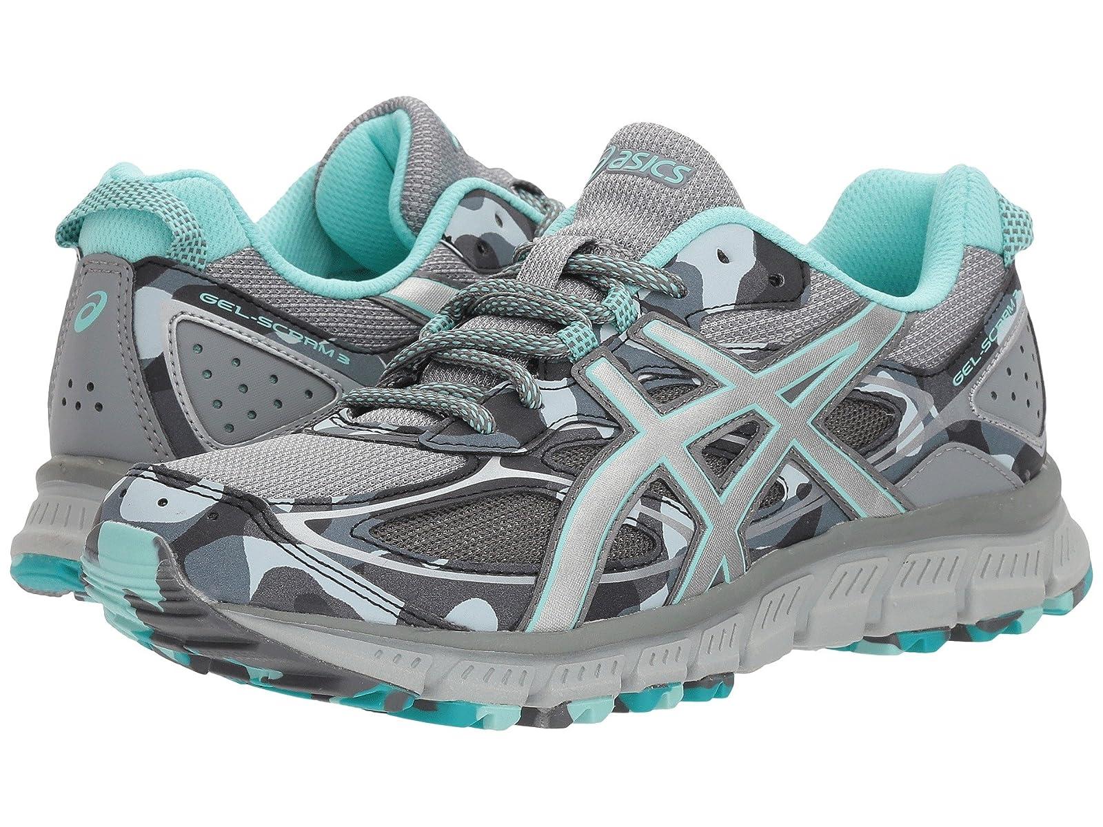 ASICS Gel-Scram® 3Atmospheric grades have affordable shoes