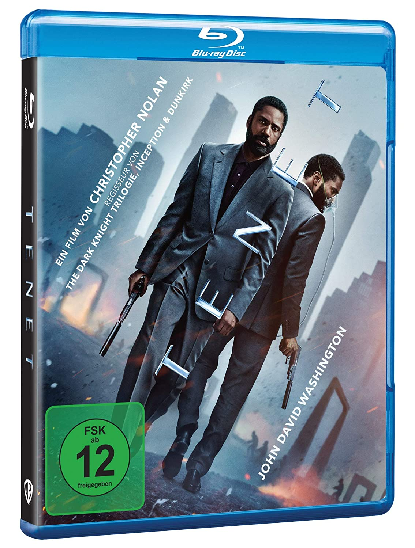 Tenet + Bonus Blu ray