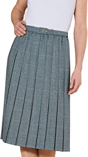 Chums Ladies Womens Pleated Skirt 27 Inches