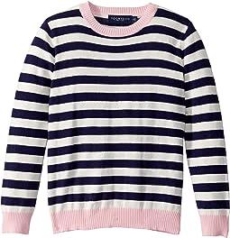 White/Navy/Pink