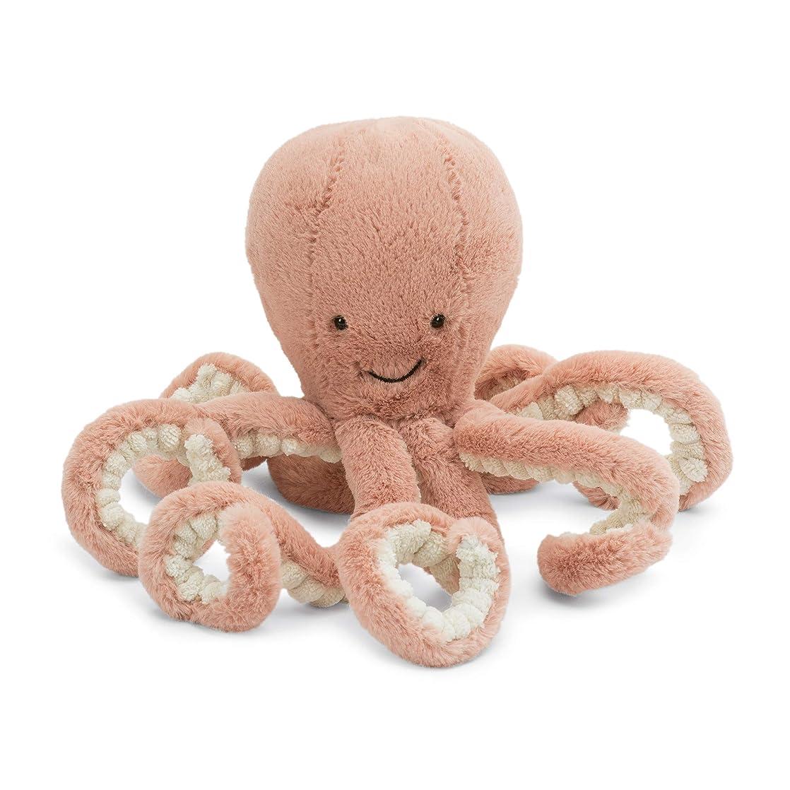 邪魔する恐れモザイクJelly Cat odell octopus baby タコ ぬいぐるみ