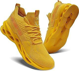 Mens Running Tennis Blade Shoes Lightweight Casual Walking Sneakers