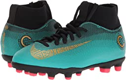 Mercurial Superfly 6 Club CR7 Soccer (Little Kid/Big Kid)