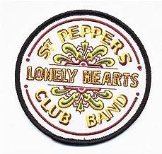 The Beatles - Sgt Pepper Drum parche estándar multicolores