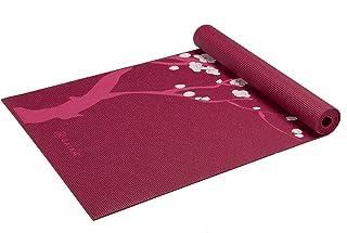 Gaiam Print Yoga Mat, Non Slip Exercise & Fitness Mat for All Types of Yoga, Pilates & Floor Exercises