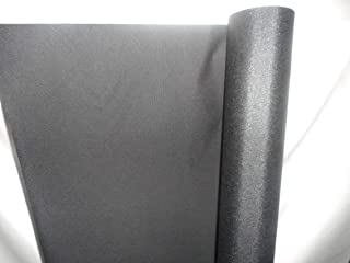 Black 1,000 Denier Cordura Nylon Fabric - by the Yard