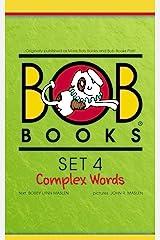 Bob Books Set 4: Complex Words Kindle Edition