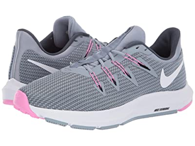 Nike Quest (Obsidian Mist/White/Psychic Pink) Women
