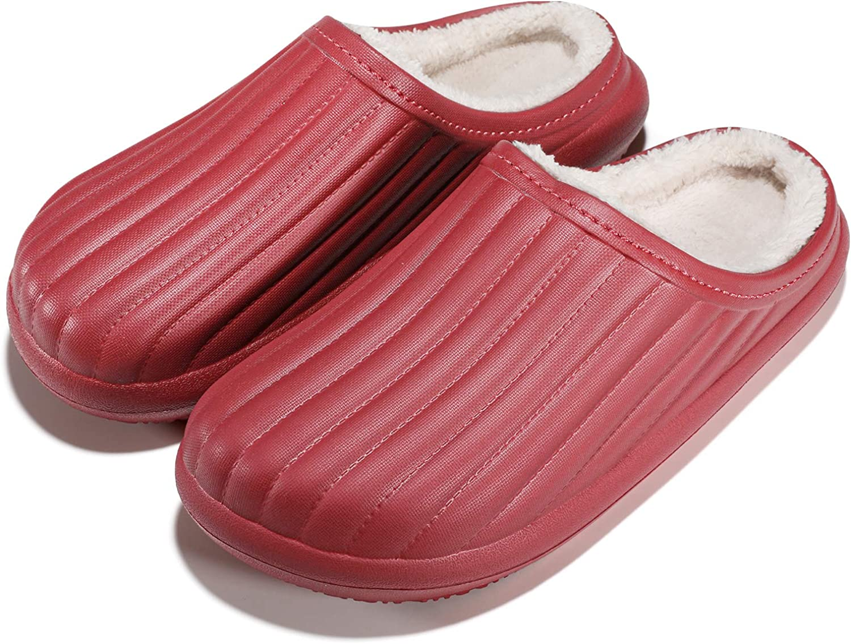 Women-Slippers Chicago Mall Home-Fur Elegant Winter-Warm - Women Slippers-Waterproof