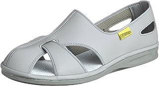 [ミドリ安全] 静電作業靴 静電気帯電防止 サンダル エレパスクールN メンズ