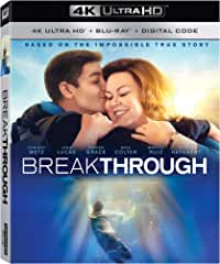 BREAKTHROUGH arrives on Digital July 2 and on 4K Ultra HD, Blu-ray and DVD July 16 from Fox