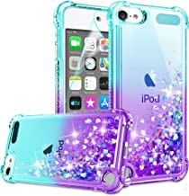 iPod Touch 7 Case, iPod Touch 6/Touch 5 Case with HD Screen Protector for Girls Women,..