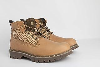 Caterpillar Beige Clog Boot For Women