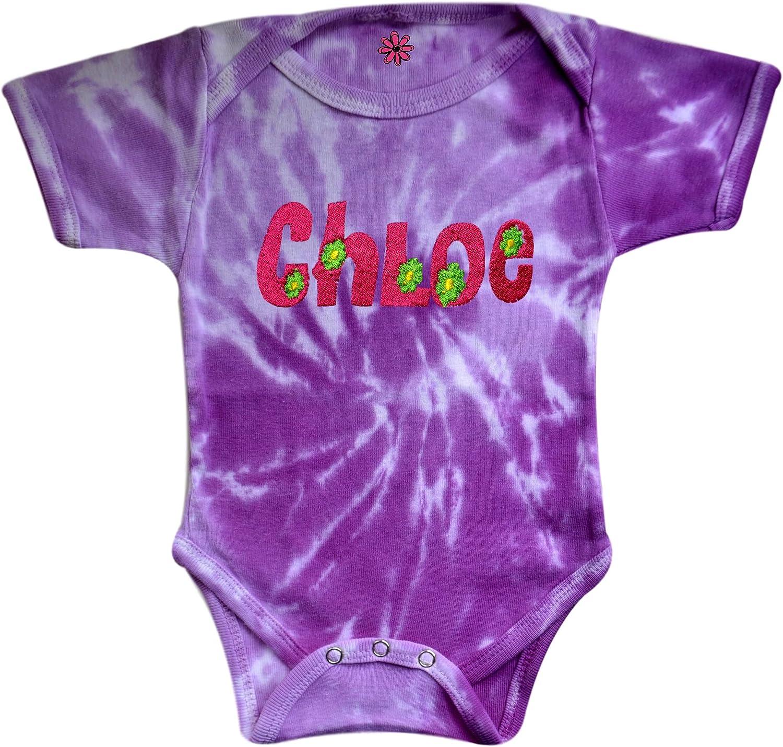 Custom made Baby Onesie Tie Dye