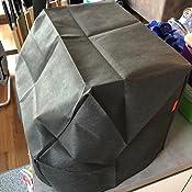 ROTRi ma/ßgenaue Staubschutzh/ülle f/ür Allesschneider Graef Navis N1 Made in Germany schwarz