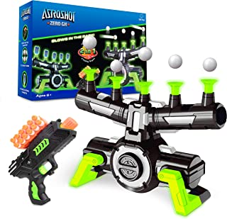 USA Toyz Astroshot Zero GX Glow in The Dark Shooting Games - Target Practice Toys for Boys and Girls with Foam Dart Gun, 1...