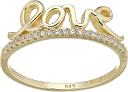SHASHI - Love Pave Band Ring