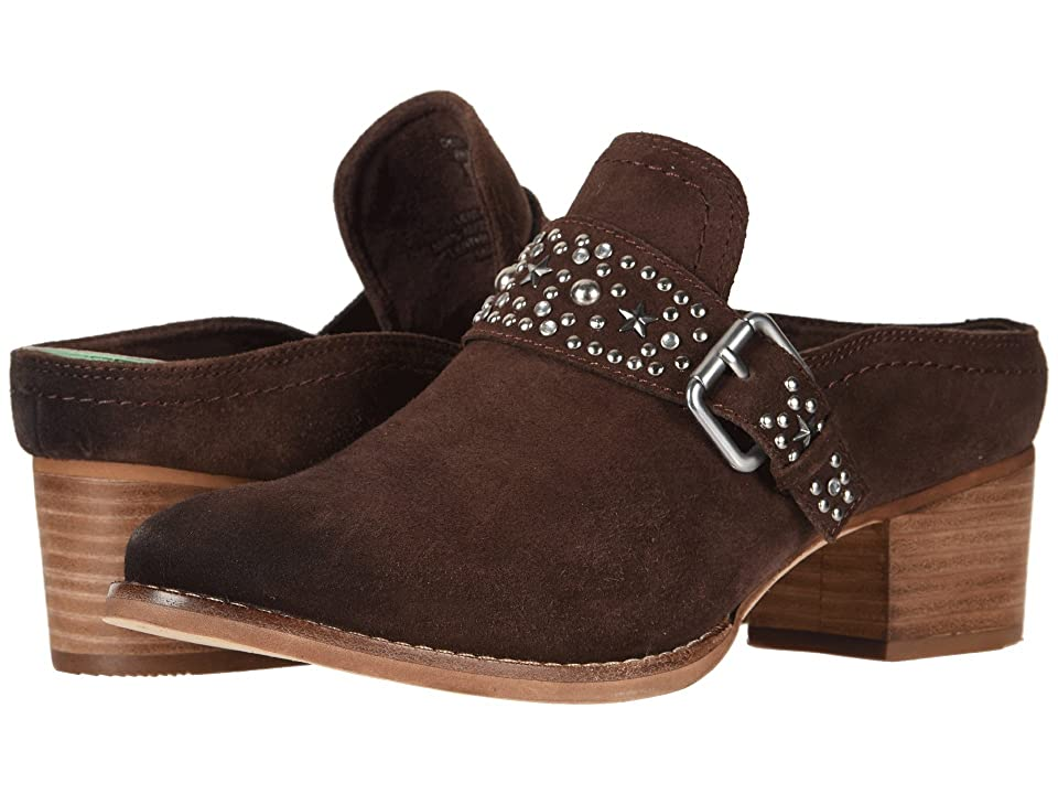 Earth Denton (Bark Suede) Women
