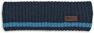 Sterntaler baby-jongens gebreide hoofdband halsdoek, blauw marine