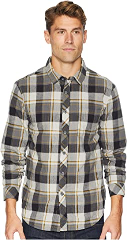 Coastline Flannel Top