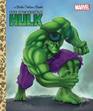The Incredible Hulk (Marvel: Incredible Hulk) (Little Golden Book)
