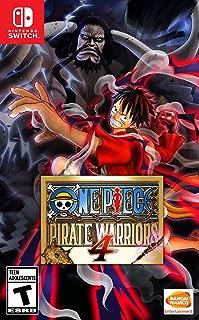 One Piece Pirate Warriors 4(輸入版:北米)- Switch