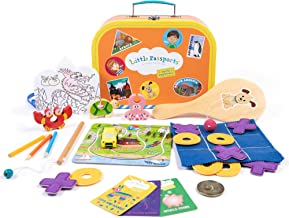 Little Passports Early Explorers - Subscription Box for Kids | Ages 3-5