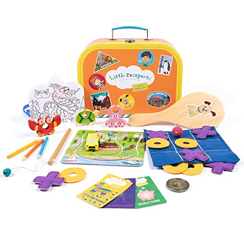 Little Passports Early Explorers - Subscription Box for Kids   Ages 3-5
