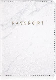 marble passport holder