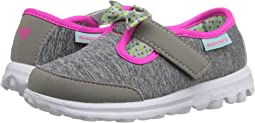 SKECHERS KIDS Go Walk - Bitty Bow (Toddler/Little Kid)
