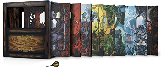 Game of Thrones: The Complete Seasons 1-8 (Collectors Edition) [Blu-ray]