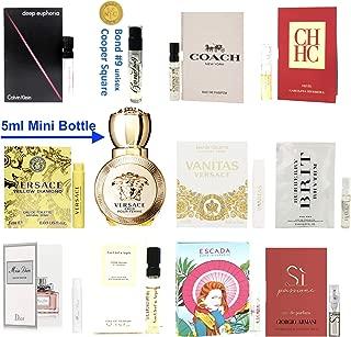Women's Designer Perfume Samples Set of 12